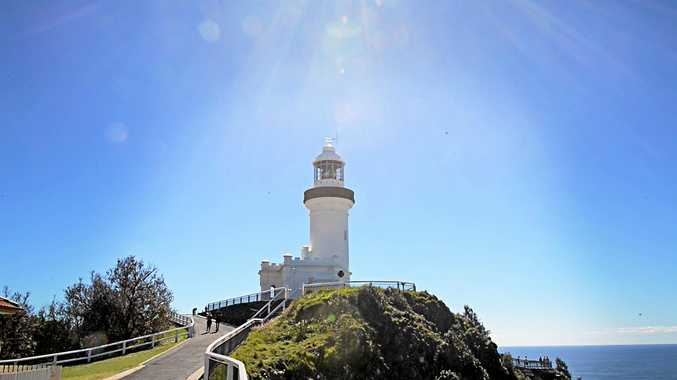 Byron Bay in the spotlight after A Current Affair took aim at the town.