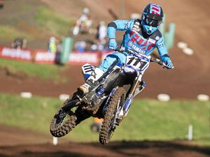 Ferris back in Toowoomba for supercross round