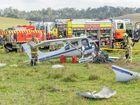 VIDEO: How did a pilot escape plane crash alive?