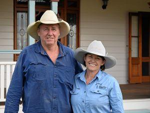 Farming family's $9M high steaks deal with Rinehart