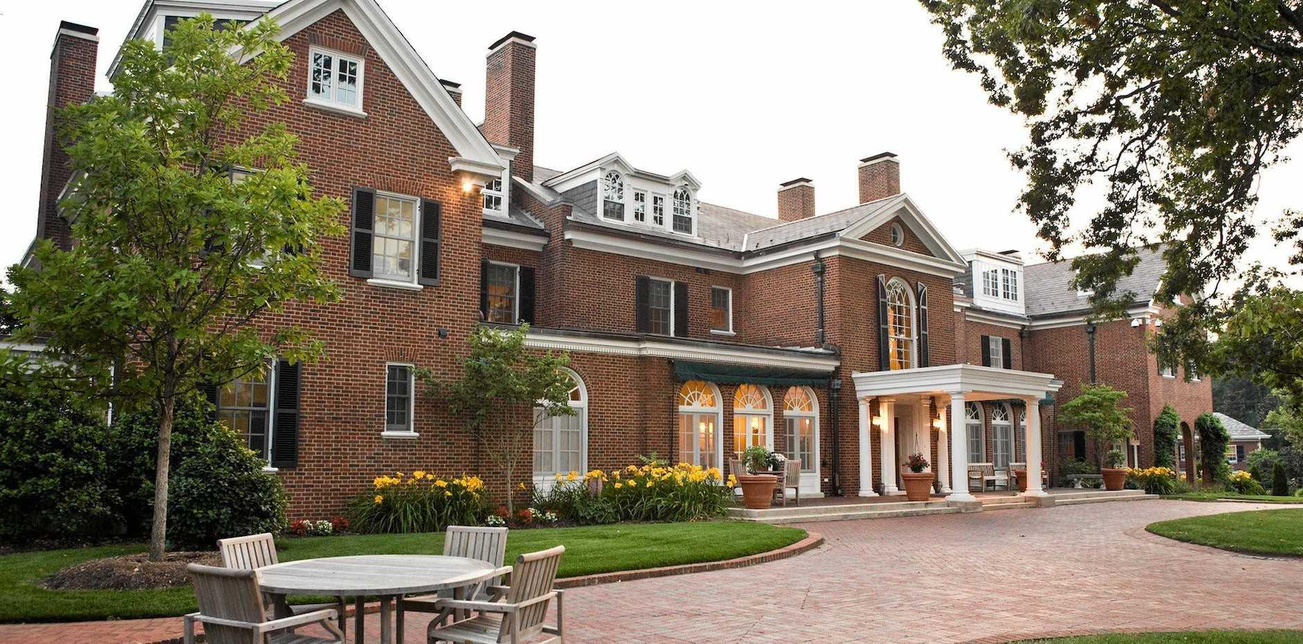 The Australian Ambassador's Residence in Washington D.C.