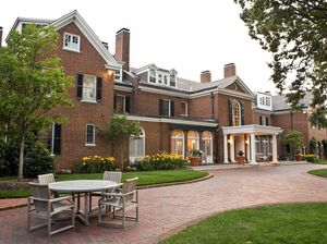 Joe Hockey's Washington DC mansion revealed