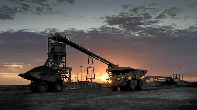 SAVIOUR: Future of Rockhampton industry could lie in massive Adani mine project.