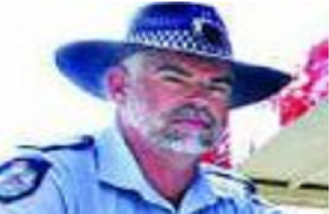 Senior Constable Paul Rohweder
