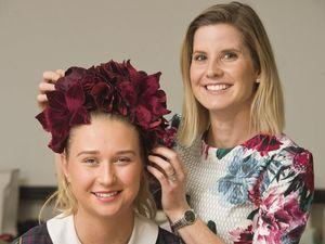 Crowns are a Fairholme Fashion Week must