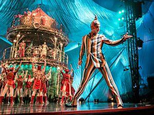 Cirque du Soleil set to dazzle with Kooza
