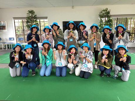 Japanese students visited Drayton Villas Retirement Village.