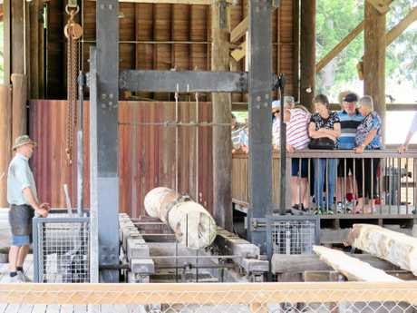 Woodworking demonstrations will be a feature of the open day at Woodworks Forestry Museum and Interpretive Centre on Saturday, October 15.