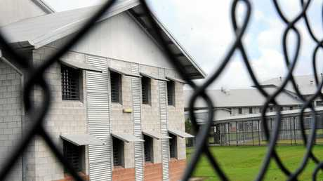 The incident occurred at Maryborough Correction Centre.
