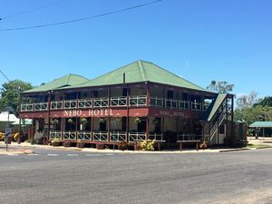 Iconic Central Queensland hotel on the market