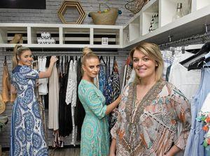 Rummage for a designer bargain in Toowoomba CBD