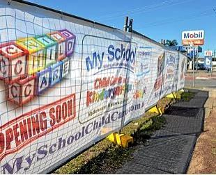 A new childcare centre at Slade Point is set to open by the end of this year.