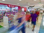 Generic photo of shoppers on a busy day at Kawana Shopping World. Photo: Iain Curry / Sunshine Coast Daily