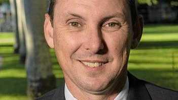 Mackay Regional Council CEO Craig Doyle.