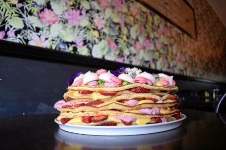 Edible Cake Images Bundaberg : Feast your eyes on this Bundaberg  pancake cake  News Mail
