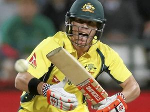 Warner heroics not enough to avoid series whitewash