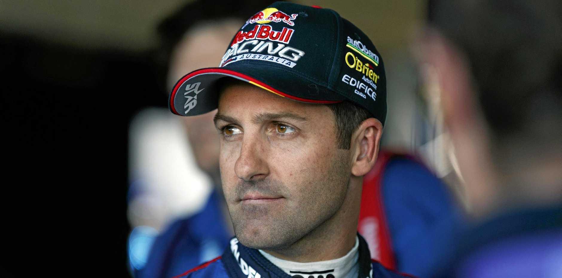 Red Bull Racing Australia driver Jamie Whincup.