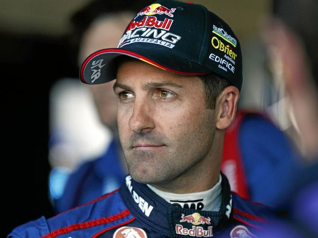 Red Bull Racing Australia driver Jamie Whincup.
