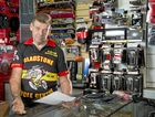 BE WARY: David McIntosh from Gladstone Bicycles has received multiple phone calls about dodgy invoices.