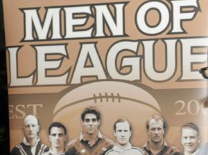 Test your rugby league knowledge with Men of League
