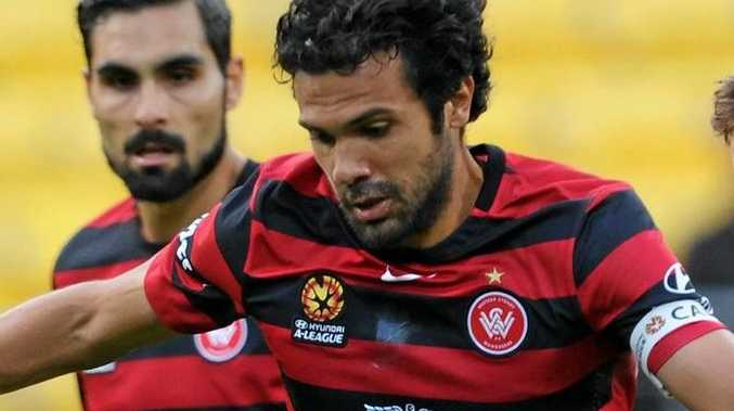 West Sydney Wanderers skipper Nikolai Topor-Stanley is set to move to Dubai.