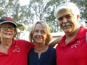 Balladeers muster for annual Widgee weekend