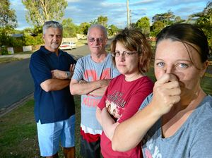 Residents take action over putrid smells