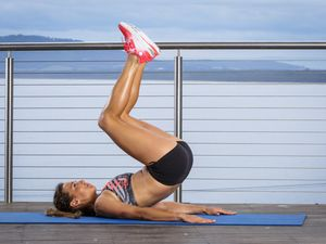 Get fit for summer fit with Sally Fitzgibbons: Week 6