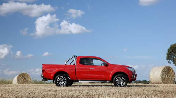 Workhorse Nissan S Navara King Cab Pickup Proves A Decent All Rounder Without The Dual