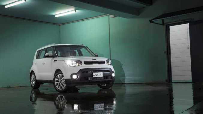 GOT NO SOUL? A driveaway price of $24,990 and new style and kit means Kia is hopeful Australians finally give its boxy and very fun Soul model a bit of love.