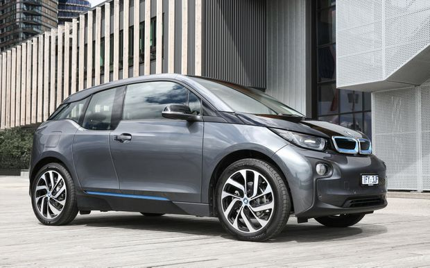 2016 BMW i3 94Ah.Photo: Contributed