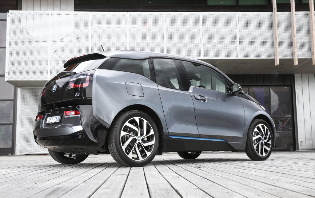 ELECTRIC ADVANCE: While Australia has been slow to adopt electric cars, in part due to government inaction to incentivise them, incredibly the i3 electric car is now the most popular BMW sold in Norway.