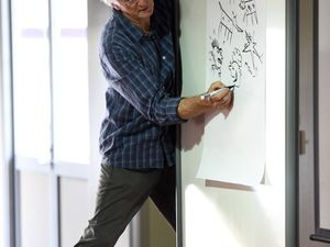 Illustrator Terry Denton