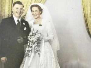No secret to a happy marriage