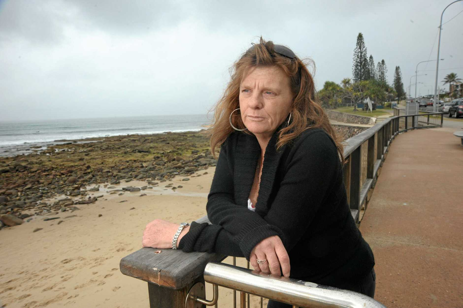 LOST CHILD: Kathleen Jones' pain is still raw six years after her daughter, Justine, was killed by Richard Coburn. File photo.