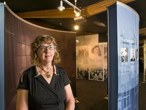 Anne Frank exhibition in Toowoomba