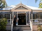 STILL STANDING: Kim Smith has looked after the old Queenslander for 20 years.