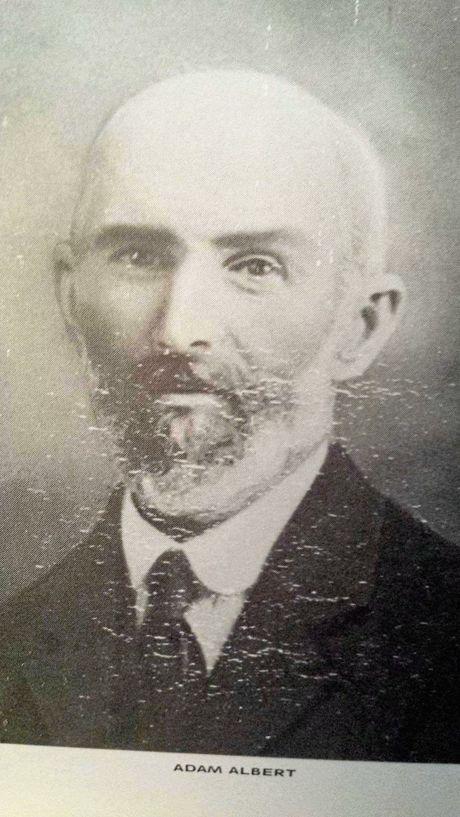 Adam Albert of Tyndale left his legacy of pine trees planted at Brooms Head.