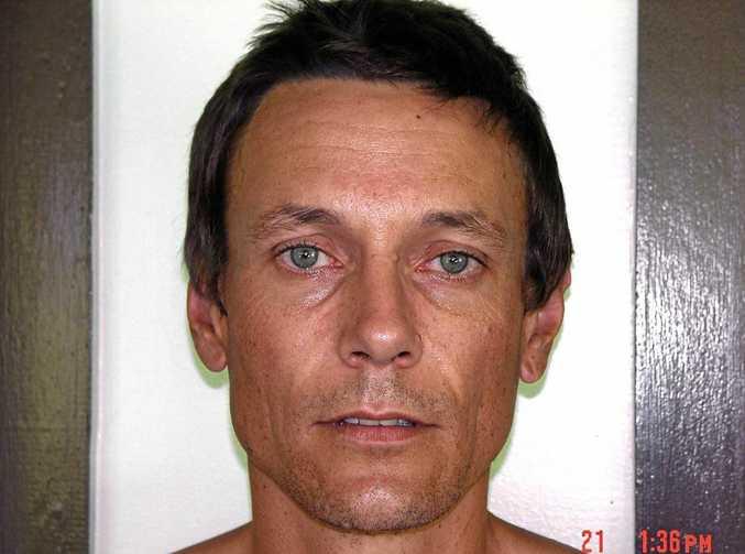 MONSTER: Brett Peter Cowan was no stranger to Coast cop Daren Edwards.