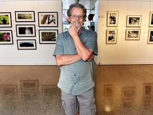 Veteran photographer's work on show at gallery