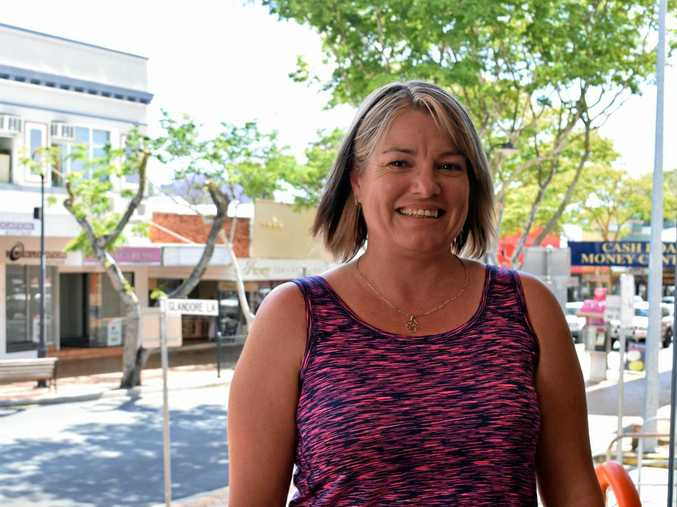 DETERMINED: Gaylene Johnston has joined the Gympie Times club on Strava for our Kick the Kilos campaign to help improve the region's health.