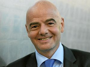 FIFA boss outlines plans for expanded World Cup