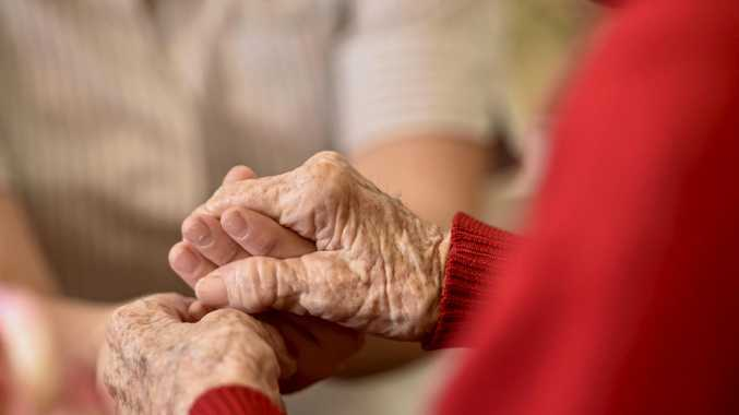 Queensland nurses are deeply concerned about the level of nursing available to elderly aged care residents.