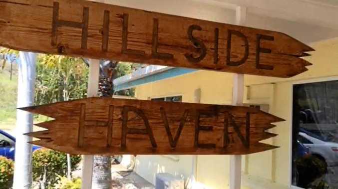 Hillside Haven aged care facility.