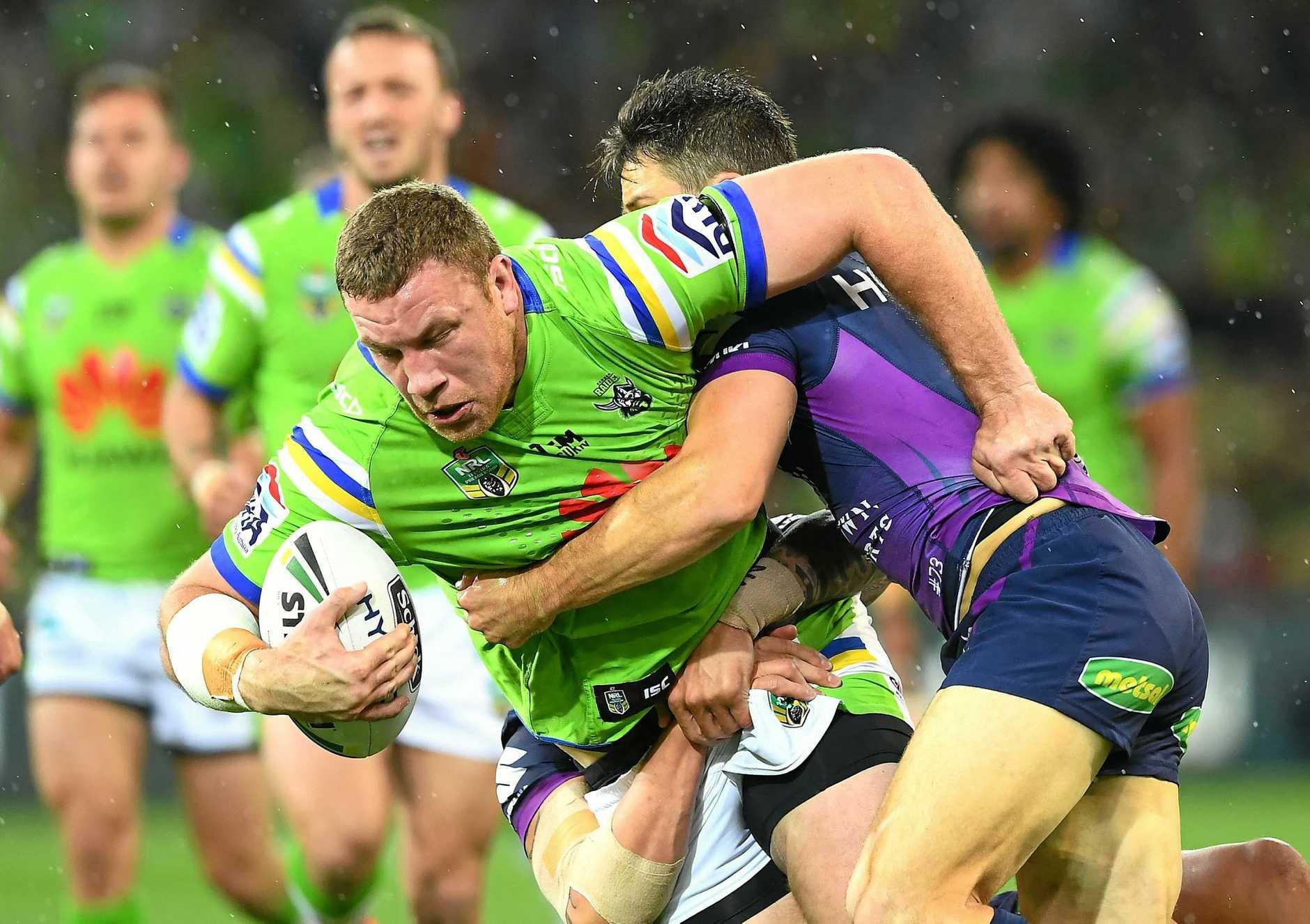 Raiders prop Shannon Boyd is set to make his Kangaroos debut against the Kiwis in Perth.