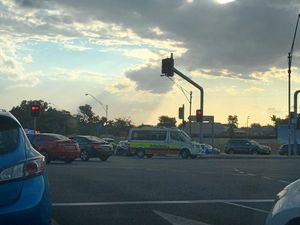 Three taken to hospital following North Rockhampton crash