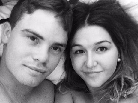 Ayla Creswell and Josh Davies