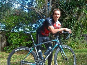 Walter aims to do 14 triathlons in 14 days