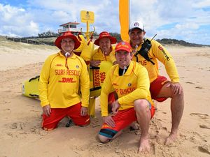 Surf club calls for life savers to step up this season