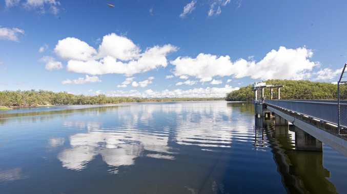 Catch yourself a big fish on Lake Monduran. Photo: Tourism and Events Queensland